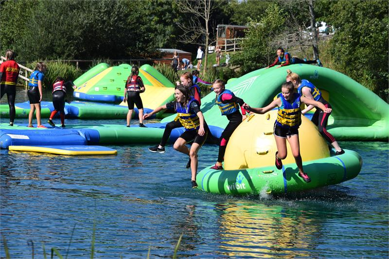 10% Off Entry to Dorset Water Park
