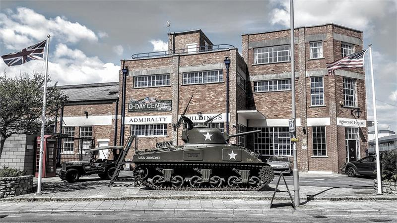 Castletown D-Day Centre