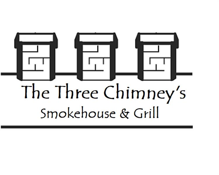 10% off your food bill at The Three Chimney's