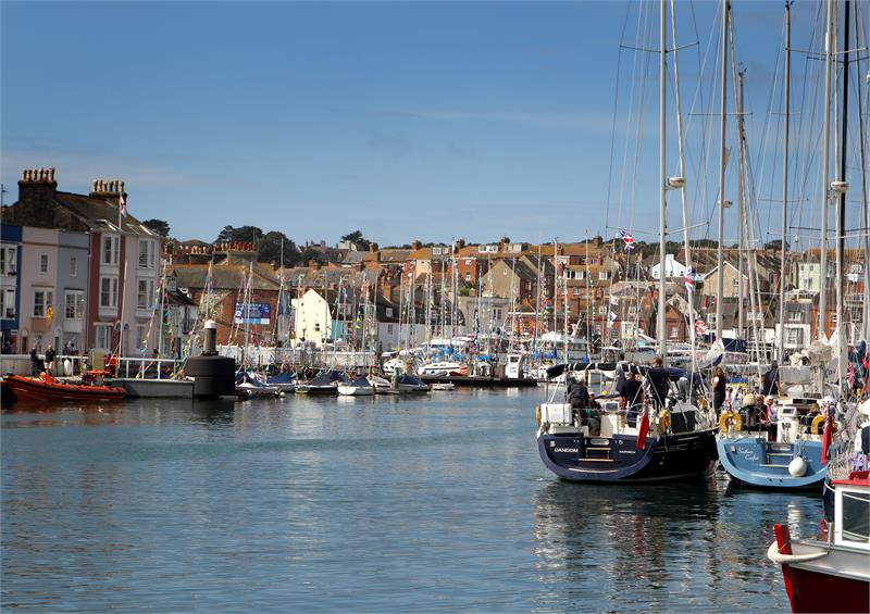 Weymouth Harbour Office