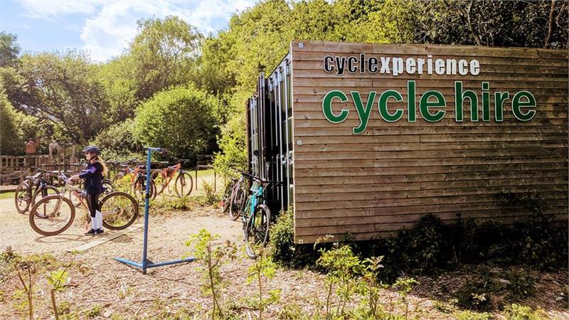 Purbeck Cycle Hire Voucher