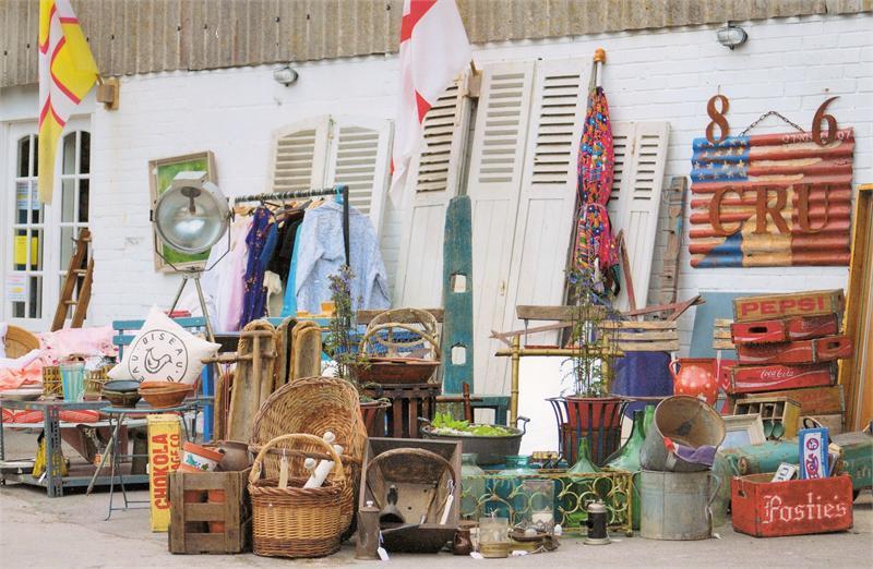 The Alleyways Bridport Antiques Centre